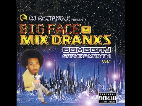 DJ Rectangle Presents: Big Face Mix Dranxs Bombay Saphire Martini