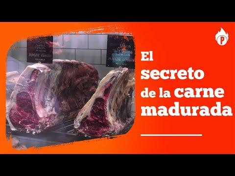 El secreto de la carne madurada