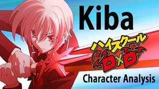 Yuuto Kiba's Significance in Highschool DxD - Character Analysis.