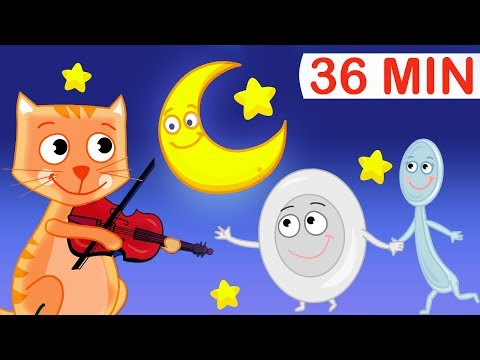 HEY DIDDLE DIDDLE + More Kids' Songs! 30 Minutes Children Music Compilation