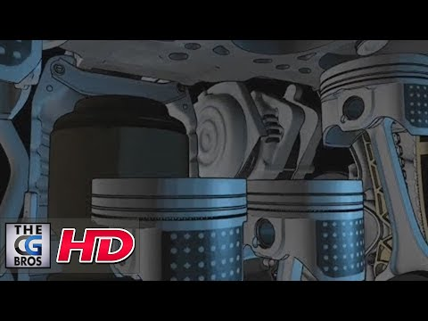 "CGI VFX Breakdown HD ""Making of ""Motor"" - by Clan VFX"