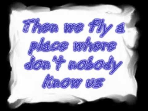 Cassie - Paradise Ft Wiz Khalifa LYRICS