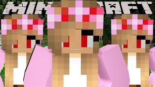 Minecraft hide and seek - EVIL LITTLE KELLY