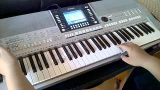 con đường xưa em đi sound sến keyboard duy võ