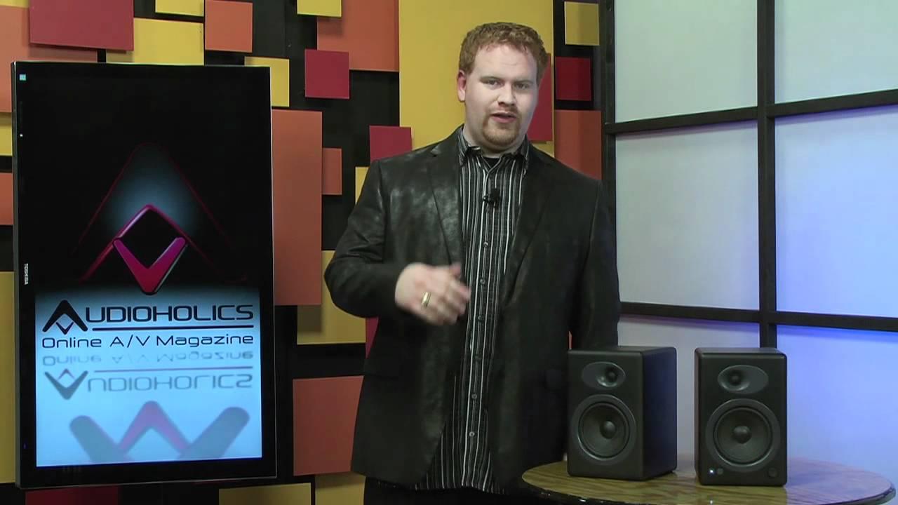 AudioEngine 5+ Speakers Video Review