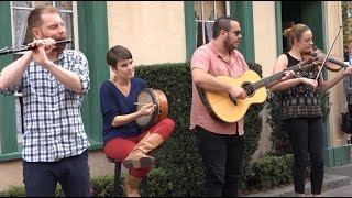 【WDW】エプコット~イギリス館~アイリッシュ音楽 Epcot~United Kingdom~Irish Music
