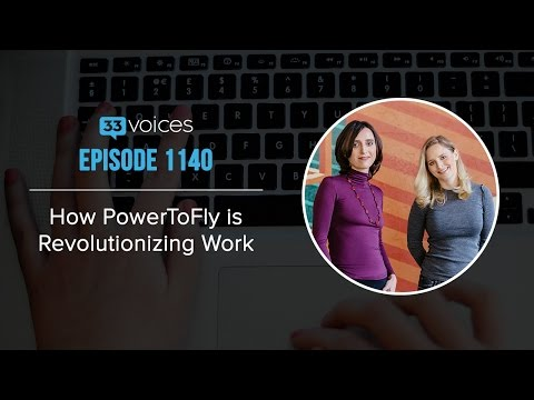 How PowerToFly is Revolutionizing Work with Founders Milena