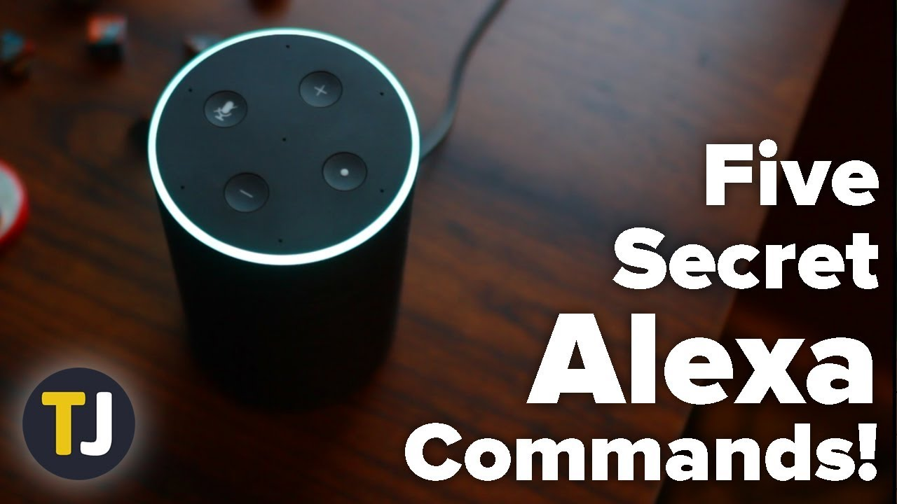 The Always Up to Date List of Amazon Echo Commands
