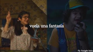 Dustin & Suzie | Canción; español | Stranger Thin...