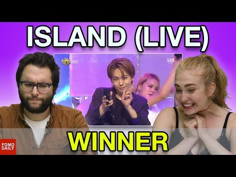 "WINNER ""ISLAND LIVE on SBS Inkigayo"" • Fomo Daily Reacts"