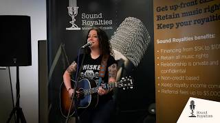 Ashley McBryde Girl Goin Nowhere  - Live from the Sound Royalties Stage -Song 6