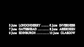 Northern Celtic Islands Tour 2012