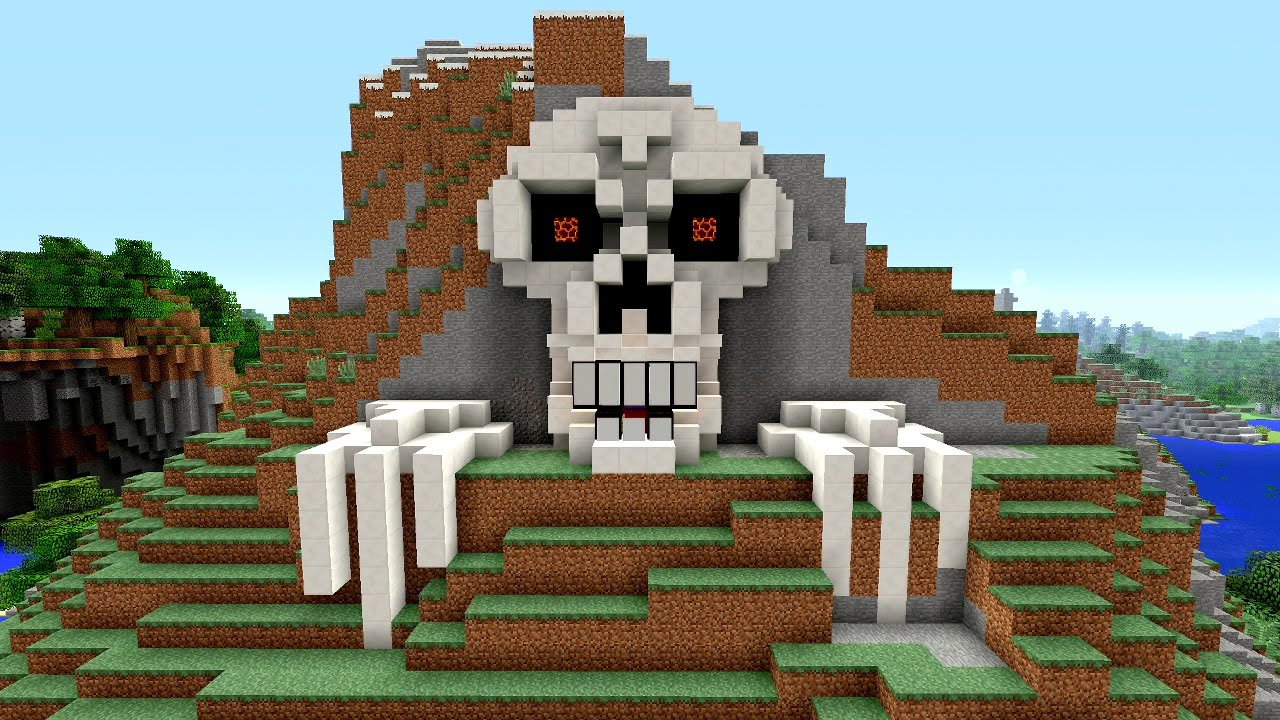 Halloween minecraft builds images for Things to include when building a house