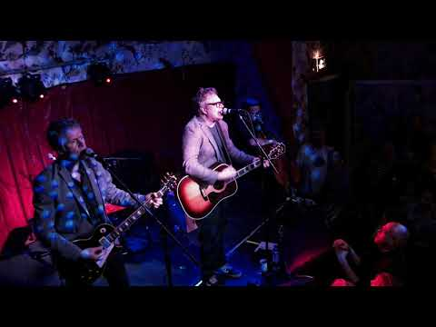 Steven Page UK Tour 2017 The Deaf Institute, Manchester:  Jane, Brian Wilson, Call & Answer