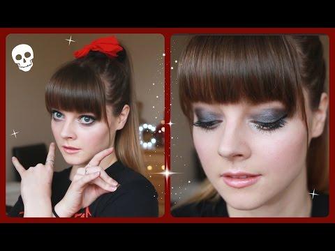 BABYMETAL Su-Metal Makeup & Hair Tutorial | CallieSakura