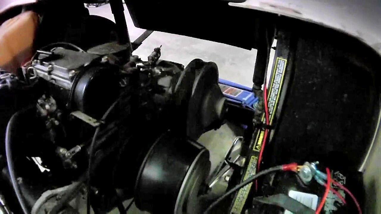 Gas Ezgo Solenoid Wiring Diagram Part 2 Installing A Head Unit Adjusting The Speed
