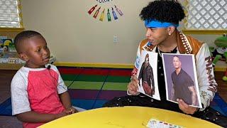 Kids predict WrestleMania with TikTok star La'Ron Hines