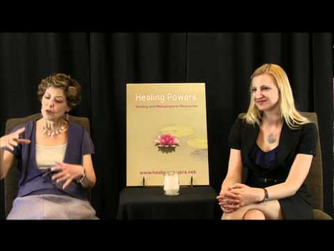 Healing Powers TV with Dr. Linda Backman on Regression Therapy Pt 2