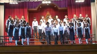 第 63 屆香港學校朗誦節  小學高年級組  英文集誦  冠軍