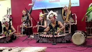 """""""Leleng"""" FLS2N Tingkat Propinsi 2015 Musik Tradisional, SMP Yayasan Pupuk Kaltim - Stafaband"""