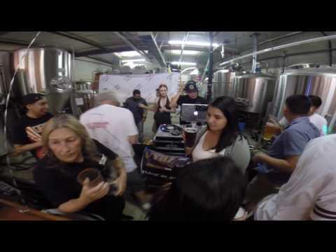 VYBZradioLA @San Fernando Brewery