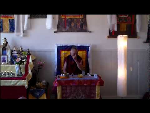 Introduction to Tantra, Geshe Tashi, day2