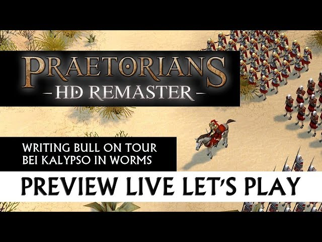 Praetorians: HD Remaster (видео)