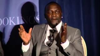 Akon Discuss Investment In Africa Is Important for USA