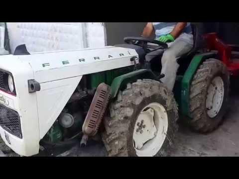 1974 Ferrari Garden Tractor Part 1