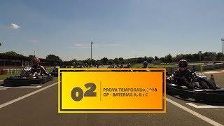 2º PROVA TEMPORADA 2018 - FORCE KART RACING