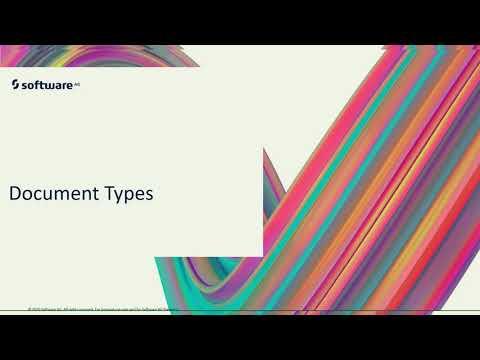 Document Types | webMethods.io Training