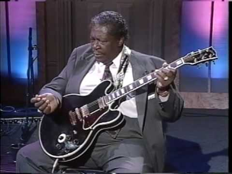 BB King Guitar Lesson - Phrasing Over G Progression