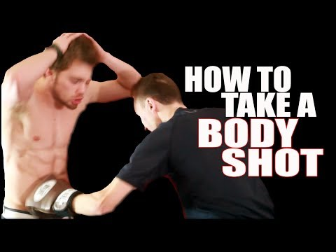 How to Take a Punch to the Body: Abs Conditioning