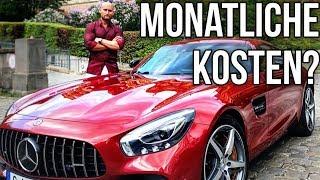 Was kostet es einen Mercedes AMG GTS zu fahren?