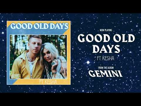 Macklemore - Good Old Days feat. Kesha (FULL INSTRUMENTAL)