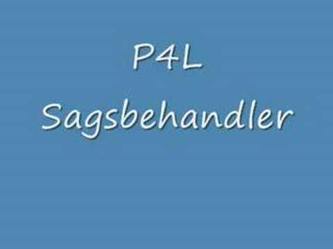 P4l---Sagsbehandler