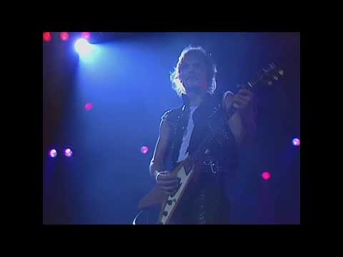 Scorpions - When the Smoke Is Going Down (Exclusive Video 1983)