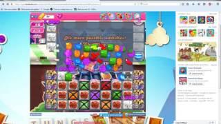 Amazing Walkthrough Candy Crush Saga Level 1478