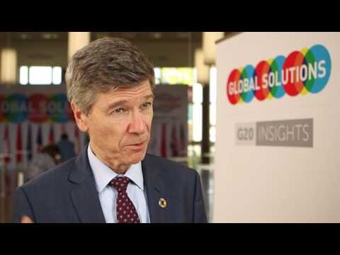 T20 Summit GLOBAL SOLUTIONS – Jeffrey Sachs