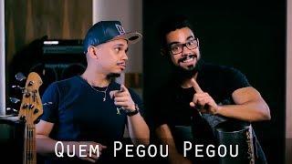 Baixar Cover QUEM PEGOU PEGOU | Banda Oficial Henrique e Juliano