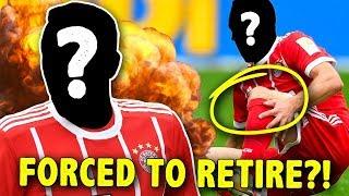 BREAKING: Bayern Munich's Star Player FORCED To Retire Through Injury?! | Euro Round-Up