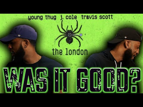 "YOUNG THUG ""THE LONDON"" | FT. J COLE & TRAVIS SCOTT | REACTION #MALLORYBROS"