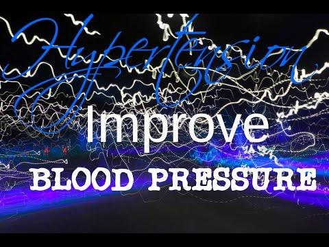 Hypertension: Healthy Blood Pressure, Isochronic Tones