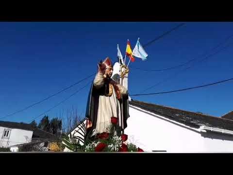 Foz celebra este lunes la tradicional fiesta de San Blas