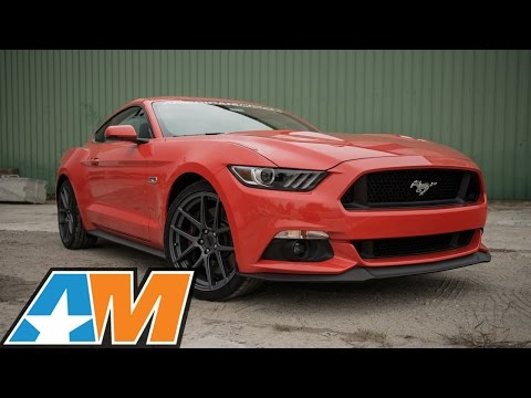 AmericanMuscle.com OFFICIAL Review: 2015 Ford Mustang GT