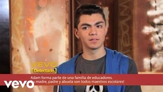Adam Irigoyen - VEVO Detectado Entrevista