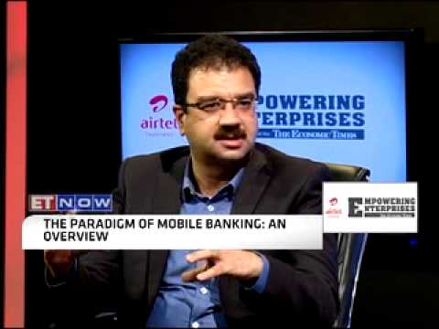 Airtel Business- Can Mobile Banking go further, faster?