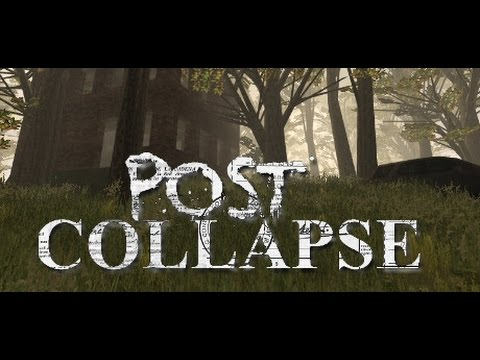 Post Collapse - The Most Unity Survival Game Ever