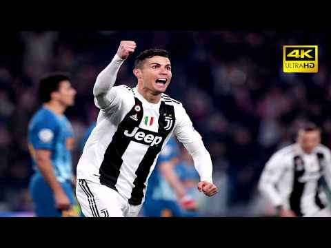 Mejores jugadas y goles de Cristiano Ronaldo 2019 HD 4K 1920P   Skills Dribblings Speed Goals 2019