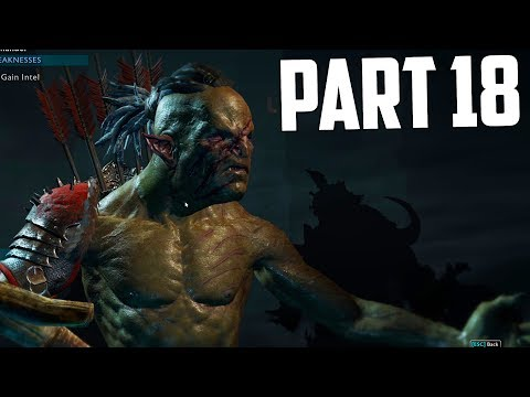 SHADOW OF WAR - Taking another Fortress! - Shadow of War Gameplay Walkthrough - Part 18